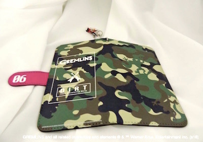 NO_27 / CAMOUFLAGE SMARTPHONE CASE