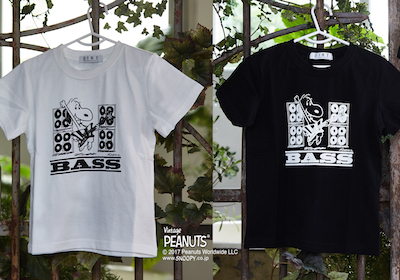NO_33 / BASS KIDS TEE