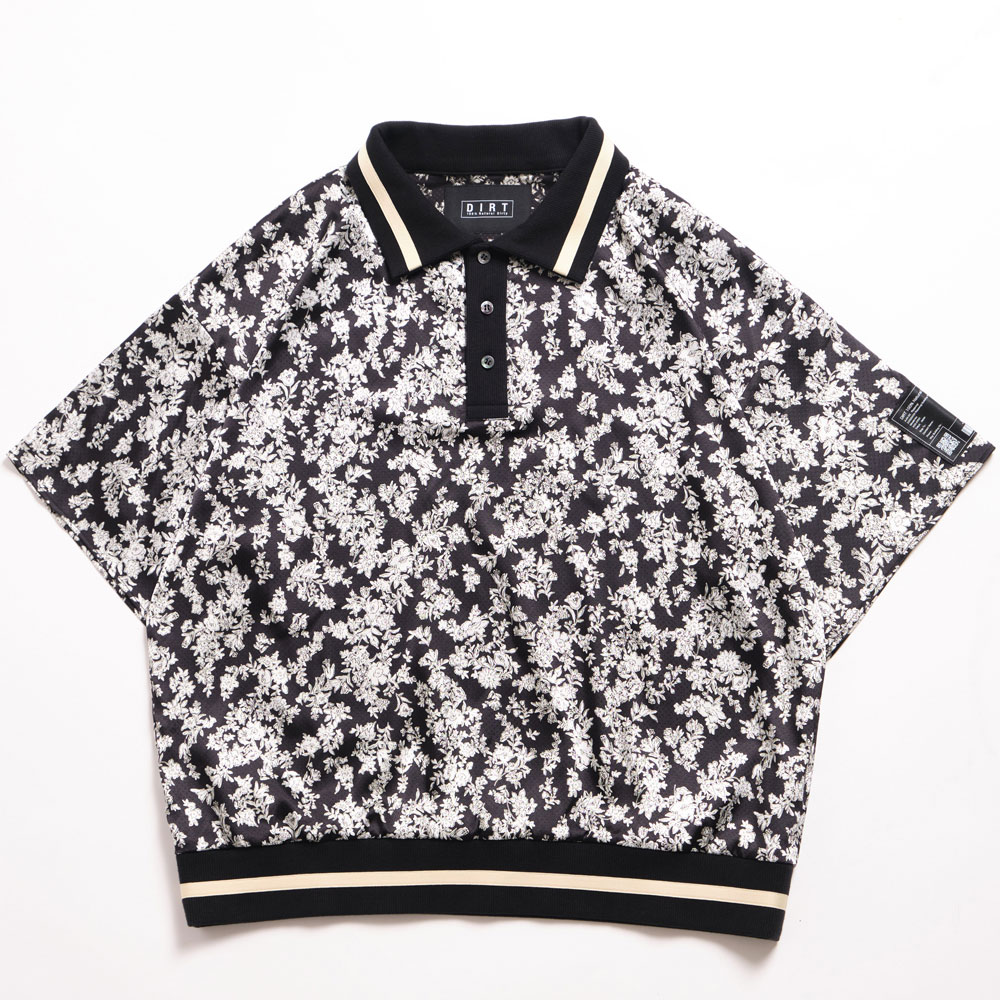 2021SS collection Jacquard Polo Shirt