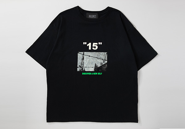 2019 fall collection T-shirt 01